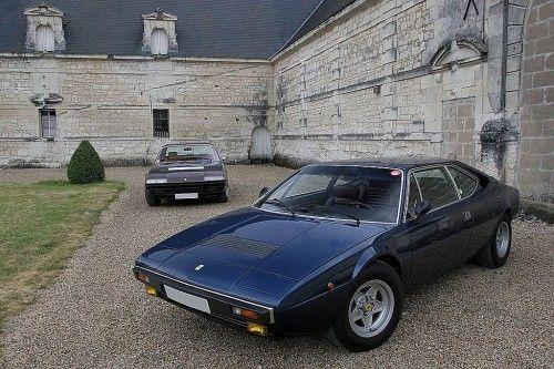 304 GT4 et 412i