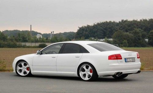 audi s8 4e mariani le printemps est la saison du blanc blog automobile. Black Bedroom Furniture Sets. Home Design Ideas