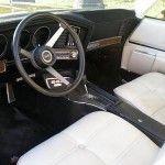 pontiac SSJ hurst 72 interior