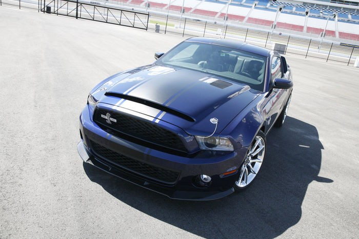 shelby GT 500 SS