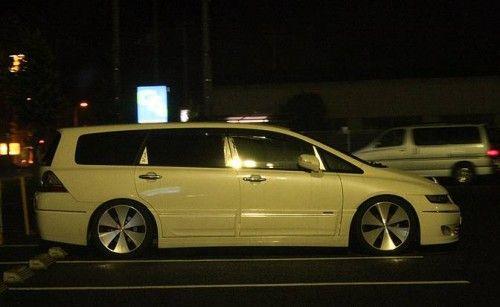 Honda Odyssey tuning