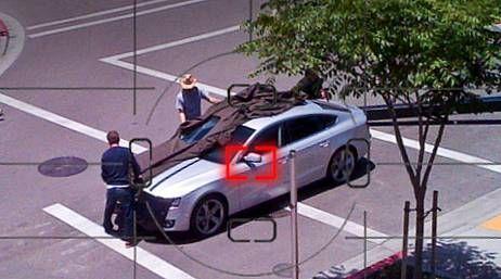 A5 sportback_spied in california