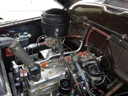 de soto 47 engine