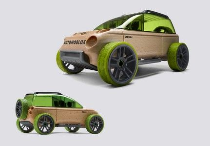 Automoblox SUV