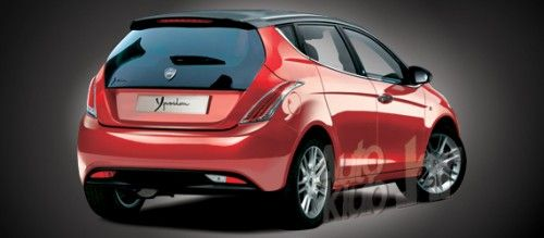 lancia ypsilon 2010 comme a blog automobile. Black Bedroom Furniture Sets. Home Design Ideas