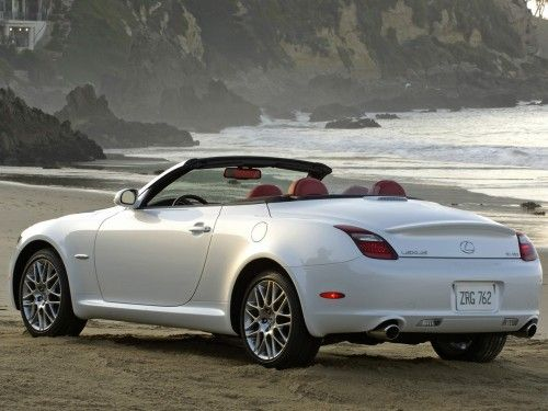 Lexus SC430 Pebble Beach Edition