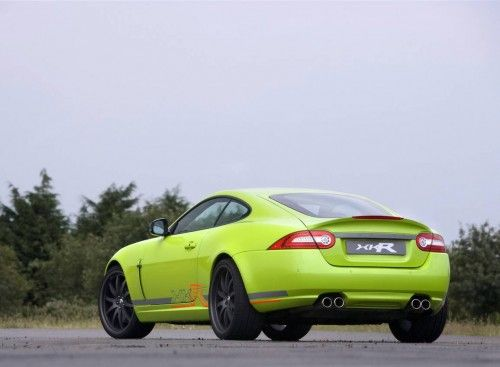 2009-Jaguar-XKR-Goodwood-Special-Rear