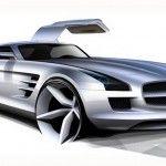 2011-Mercedes-Benz-SLS-AMG-topshot