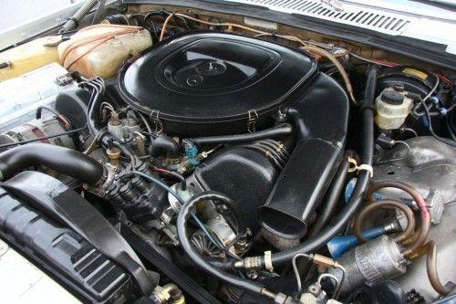 w 116 V8 6.9