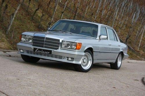 W116 450 SEL 6.9 Lorinser
