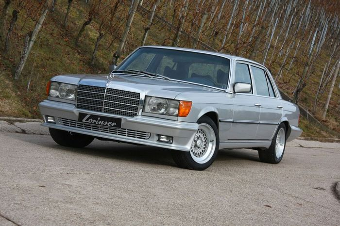 W116 450 SEL 6