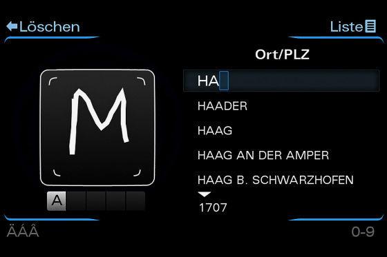 Audi MMI Tactile