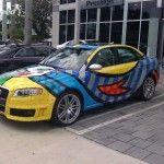 Audi RS4 Britto