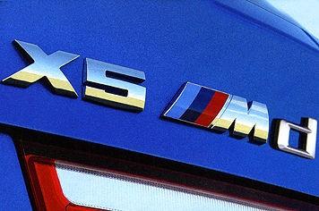 BMW X5 M d