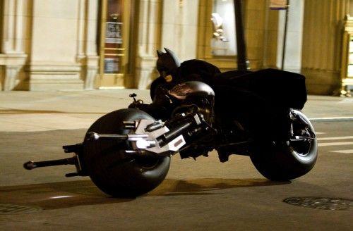 Batman darkknightbatpod