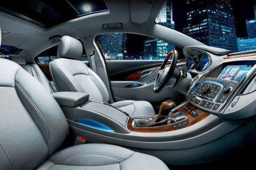 Buick LaCrosse - Intérieur