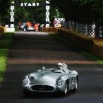 Goodwood 2007 S.Moss et 300 SLR