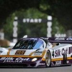 Goodwood_Justin Law et XJR 12