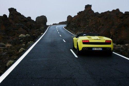 Lamborghini Gallardo Spyder 26