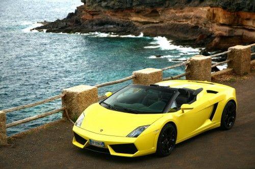 Lamborghini Gallardo Spyder 38