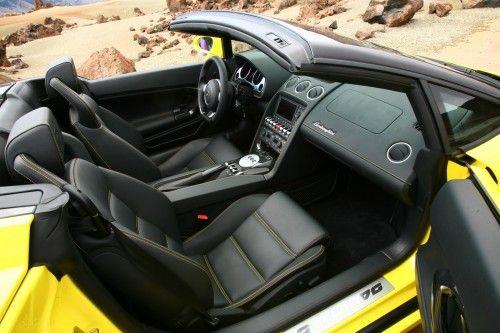 Lamborghini Gallardo Spyder 39