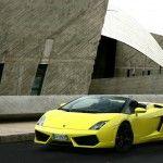 Lamborghini Gallardo Spyder 40