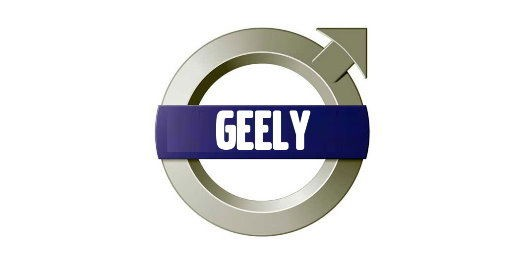 Logo geely-volvo