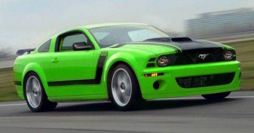 Mustang 70Boss