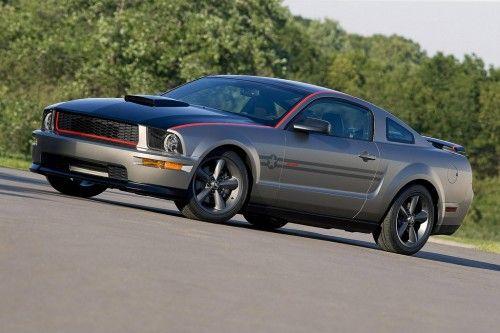 Mustang AV8R 2009