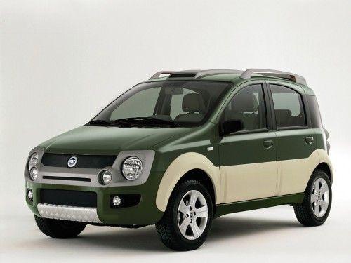 Panda Cross 2008