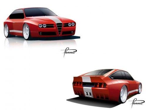 Preview Brera GTV 2012
