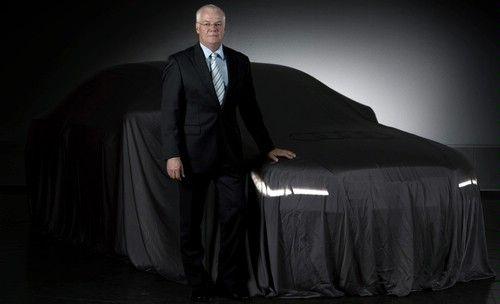 Teaser Audi A8 2010