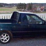 Volvo 850pickup