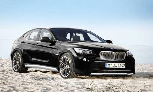 BMW Série 3 GT (Rendu)