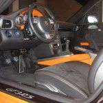 gt3 rs evoms interior