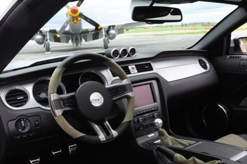 The Mustang AV-X10 'Dearborn Doll'