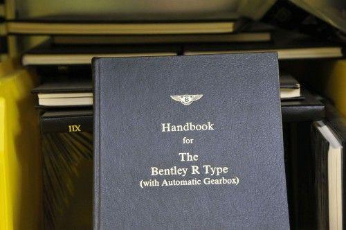 parts of bentley