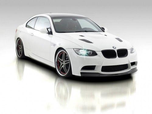 2009-Vorsteiner-GTS3-BMW-M3-Front-Angle