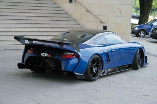 9ff-GT9-R-Rear
