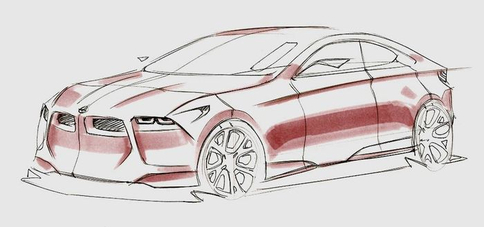 BMW Concept Francfort 2009