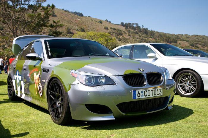 BMW E60 M5 Concorso Italianio 2009