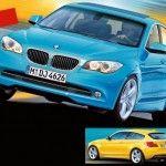 BMW serie1 3 et 5 portes