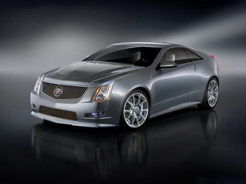 CTS-V Coupe-564 HP-2011
