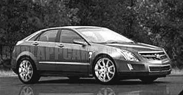 Cadillac ATS 2010-2011 preview