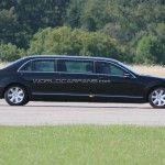 Classe S super limousine