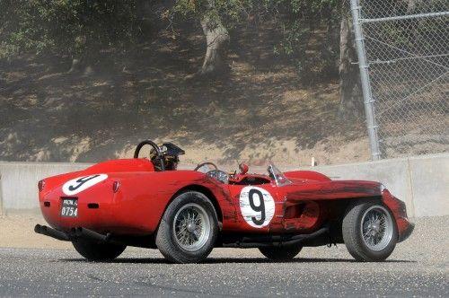 Crash-Ferrari-250-Testarossa-Monterey 2010