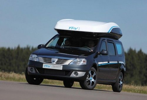 Dacia Young Activity Van III05