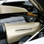 Gemballa-Mirage-GT-Gold-Edition-engine