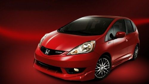 Honda Jazz by Mugen