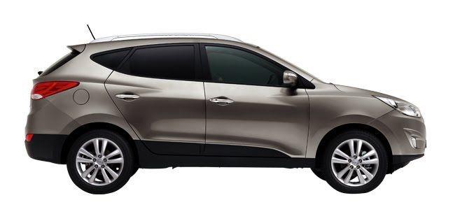 Hyundai ix35 2010 lateral